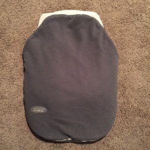 Bundleme for baby car seat